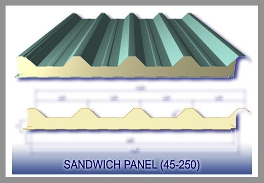 Sandwich Panel (45-250)