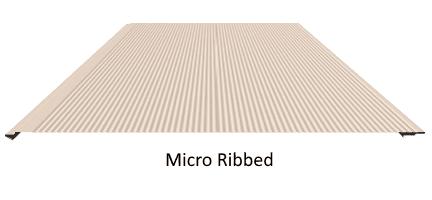 Micro Ribbed Panel
