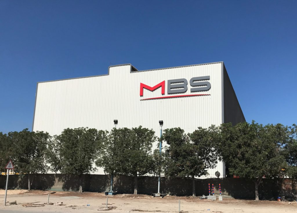 Memaar Building Systems (MBS)