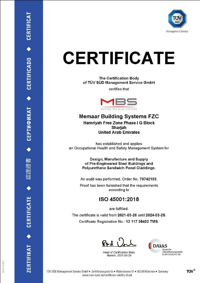 Certifications Mbs Has Achieved Iso 9001 Iso 14001