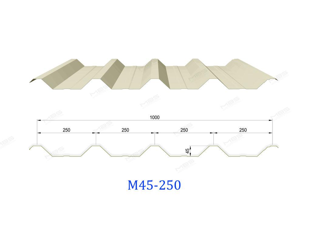 Single Skin M45-250